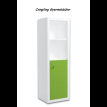 Filip COLOR álló szekrény: zöld
