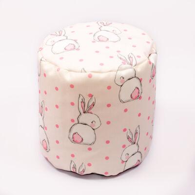 Babzsák puff: Diamond Sweet Bunny KÉSZLETRŐL