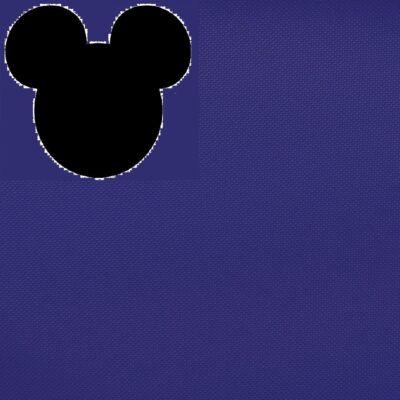 """""""WEXTRA"""" KÁRPITOS leesésgátlós gyerekágy - 63x150 cm-es fekvőfelülettel: Egyszínű királykék -  (Mickey fantázia párnákkal is kérhető)"""