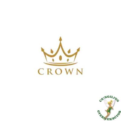 Crown prémium gyerekágy 83x165 cm-es fekvőfelülettel: Egyedi színben kérem (megjegyzés rovatba beírni!)