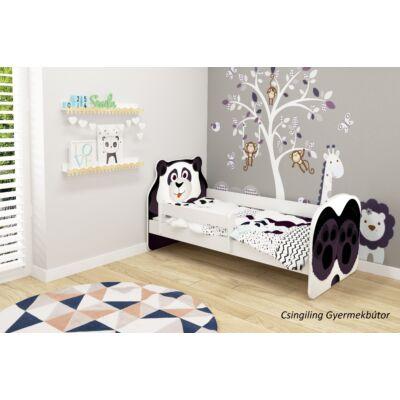 """""""ANIMALS"""" gyerekágyak - 3 méretben: Panda"""