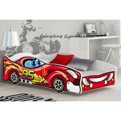 CARS I. gyerekágy 80x160 cm-es méretben: 01-es