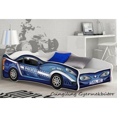 CARS I. gyerekágy 80x160 cm-es méretben: 11-es