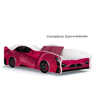 CARS I. gyerekágy 80x160 cm-es méretben: 18-as