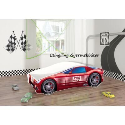 """""""CARS"""" II.  gyerekágyak - 3 méretben: 1-es Piros"""