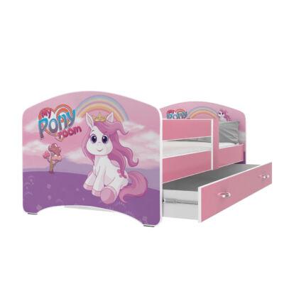 """""""COOL BEDS"""" ágyneműtartós gyerekágy - 3 méretben: 39L"""