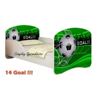 """""""DREAM"""" leesésgátlós gyerekágy - 3 méretben: 14 Goal"""