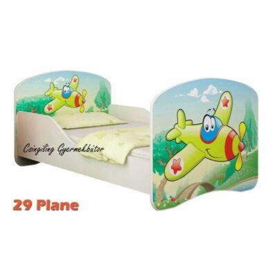 """""""DREAM"""" leesésgátlós gyerekágy - 3 méretben: 29 Plane"""