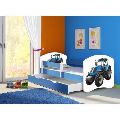 SWEET DREAM leesésgátlós gyerekágy - 3 méretben: 42 Traktor