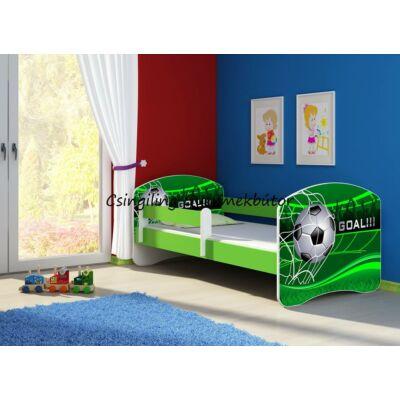 """""""SWEET DREAM"""" leesésgátlós gyerekágy - 3 méretben: 14 Goal"""