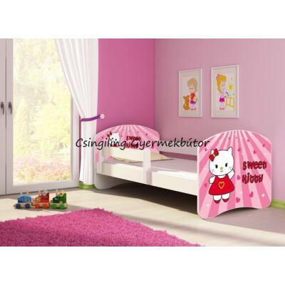 """""""SWEET DREAM"""" leesésgátlós gyerekágy - 3 méretben: 15 Sweet Kitty"""