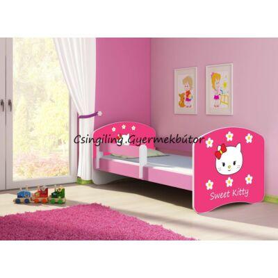 """""""SWEET DREAM"""" leesésgátlós gyerekágy - 3 méretben: 16 Sweet Kitty 2"""