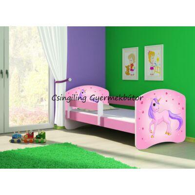 SWEET DREAM leesésgátlós gyerekágy - 3 méretben: 17 Pony PÓNI