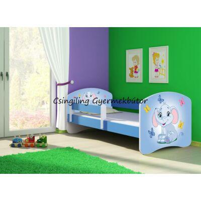 """""""SWEET DREAM"""" leesésgátlós gyerekágy - 3 méretben: 26 Blue Elephant"""