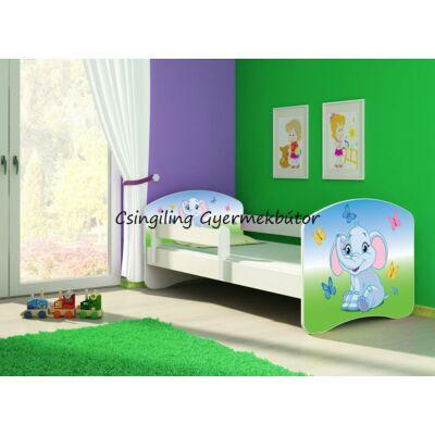 """""""SWEET DREAM"""" leesésgátlós gyerekágy - 3 méretben: 27 Colored Elephant"""