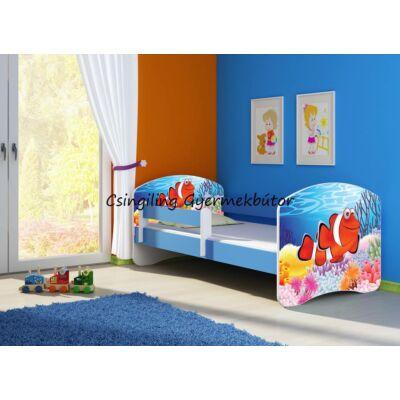 SWEET DREAM leesésgátlós gyerekágy - 3 méretben: 28 Clown Fish BOHÓCHAL NEMO JELLEGŰ