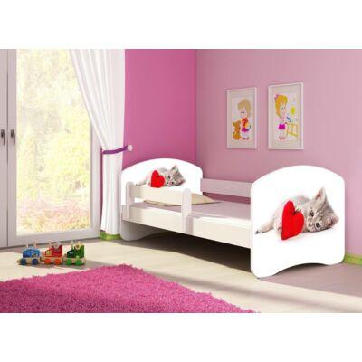 """""""SWEET DREAM"""" leesésgátlós gyerekágy - 3 méretben: 40 Cat"""