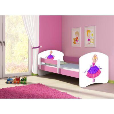 """""""SWEET DREAM"""" leesésgátlós gyerekágy - 3 méretben: 41 Ballerina"""