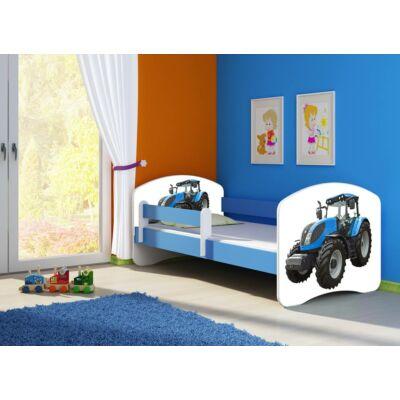 """""""SWEET DREAM"""" leesésgátlós gyerekágy - 3 méretben: 42 Traktor"""