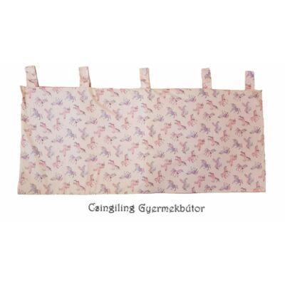 Falvédő: Rózsaszín pegazus 60x140 cm-es KÉSZLETRŐL!!!