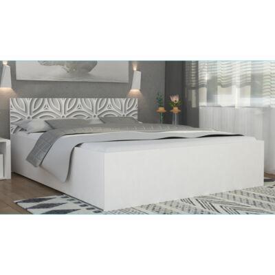 PANAMA PLUS Grafika franciaágy keret és ágyrács - 4 méretben: 03