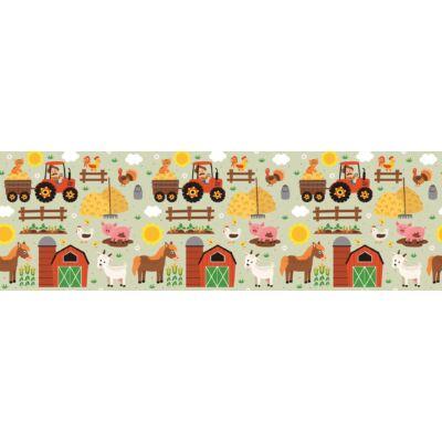 Celebrity prémium gyerekágy 83x165 cm-es fekvőfelülettel: tetszőleges eco bőr keret - DIAMOND Farm fekvőfelület