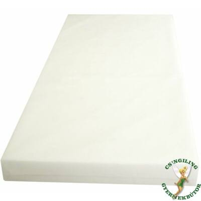 Habszivacs matrac, 7cm vastag - 80x160 cm-es KÉSZLETRŐL
