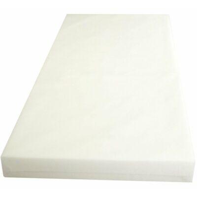 Habszivacs matrac, 7cm vastag - 70x140 cm-es KÉSZLETRŐL