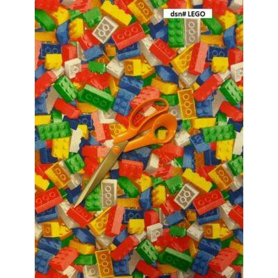 Rori Sunshine ágyneműtartós kárpitos fotelágy: fekete lego