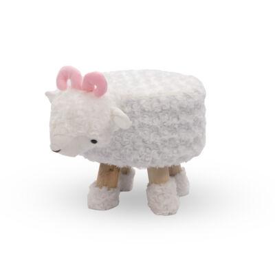 Aranyos állatos ülőke gyerekszobákba: bárányos