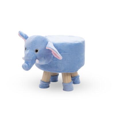 Aranyos állatos ülőke gyerekszobákba: elefánt